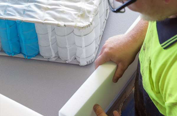 Custom made mattress Perth