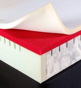Ultimate Breeze reticulated foam